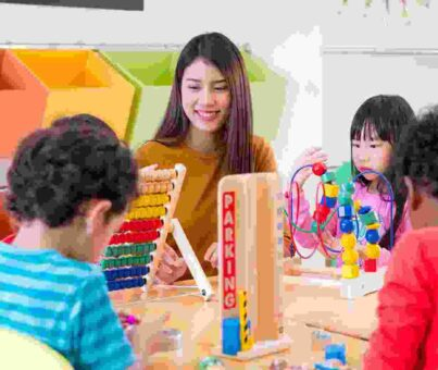 First Abacus Training